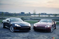 The Virage is the discerning man's or woman's Aston Martin. It slots in above the DB9 as the uber luxurious car from that lineage.