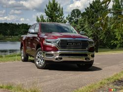 We drive the 2020 Ram 1500 EcoDiesel
