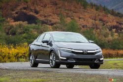 Honda tries to establish itself among the plug-in hybrids