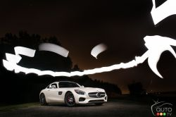 The nomenclature for the all-new Mercedes-AMG GT S should be followed by OMG (oh my goodness) and half a dozen or so exclamation marks. Its breath-taking design, commanding road presence, and incredible capability are nothing short of something that makes people utter the trifecta of words that represent astonishment.