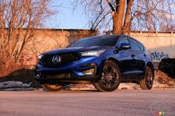 We drive the 2020 Acura RDX