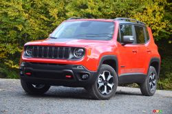 We drive the 2019 Jeep Renegade