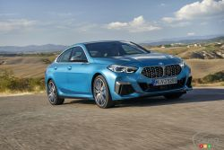 Introducing the 2020 BMW 2 Series Gran Coupe