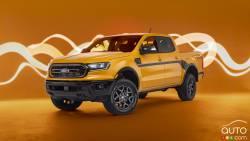 Voici le Ford Ranger Splash 2022