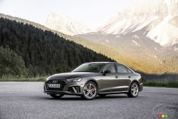 we drive the 2020 Audi A4