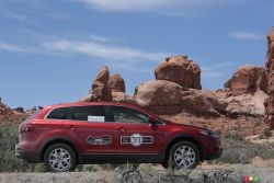 C'est tout près de Denver, au Colorado, qu'a débuté le rallye Mazda 2013. Organisé par Mazda Canada et Vehicle Dynamic Group, l'événement regroupait des équipes de journalistes automobiles provenant d'un peu partout au Canada qui s'affrontaient au profit d'une fondation de leur choix. D'impressionnants montants de 10 000 $, 2 000 $ et 1 000 $ étaient offerts aux bonnes causes des trois duos ayant récolté le plus de points au terme des deux jours d'aventure.