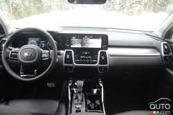 We drive the 2021 Kia Sorento