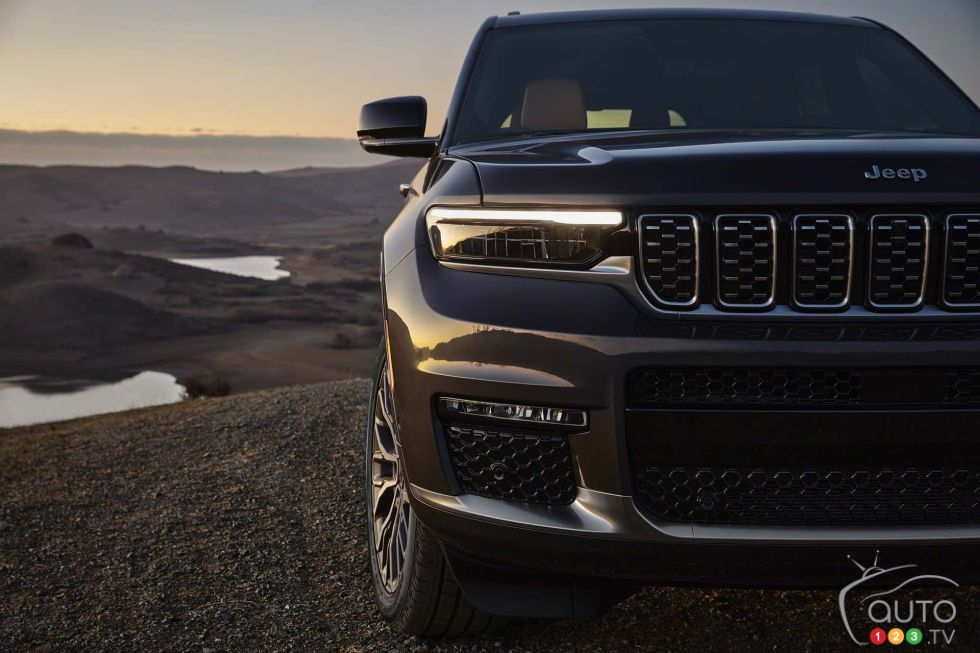 Introducing the 2021 Jeep Grand Cherokee L
