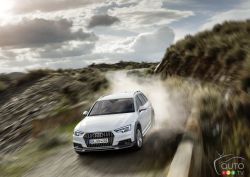 The new Audi A4 Allroad Quattro embodies a unique concept: It combines high driving comfort with off-road qualities, thus enjoying a unique position in its segment.
