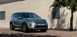 Introducing the 2020 Land Rover Discovery Sport