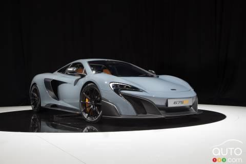 McLaren 675LT pictures