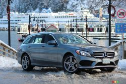 Mercedes' C-Class wagon returns to Canada
