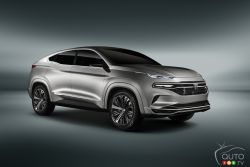 The Fiat Fastback SUV concept
