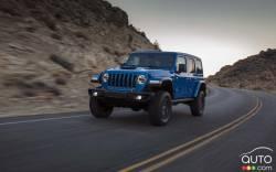 Introducing the 2021 Jeep Wrangler Rubicon 392