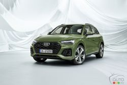 Introducing the 2021 Audi Q5