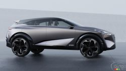 Introducing the new Nissan IMQ concept