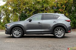 We drive the 2019 Mazda CX-5 Diesel