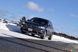 Here's what Justin thinks about the 2016 BMW X1.
