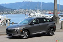 We drive the 2019 Hyundai Nexo