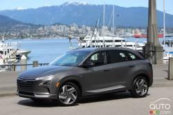 Nous conduisons le Hyundai Nexo 2019