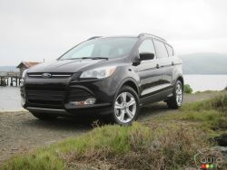It's a Big Deal - The 2013 Escape is much more athletic than before; it's also far quieter and smoother riding regardless of which trim level applies.