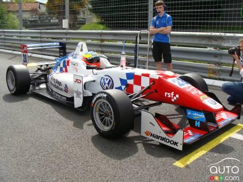 2014 F3 Pau Grand-Prix pictures
