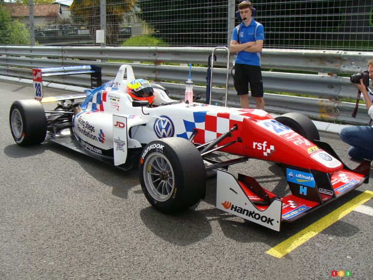 2014 F3 Pau Grand-Prix pictures