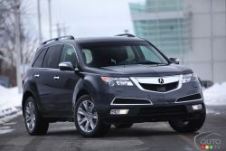 Premium crossover SUVs like the Acura MDX are big business. Virtually every automaker builds a machine like this one to sell to Canadians looking to blast through Mother Nature's frigid wintry depths, or escape in the lap of luxury to the cottage for a weekend.