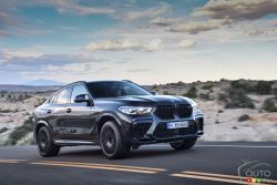 Introducing the 2020 BMW X6 M