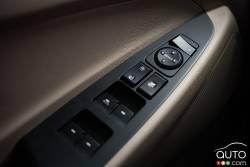 2016 Hyundai Tucson interior details