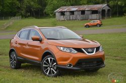Qashqai appears to be a safe buy, too
