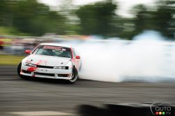Photos de la ronde 4 du DMCC 2014: Toute l'action directement du Circuit Ste-Croix à Riverside Speedway où se tenait la quatrième ronde du DMCC 2014