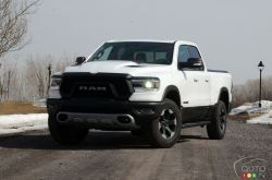 We drive the 2020 Ram 1500 Rebel EcoDiesel