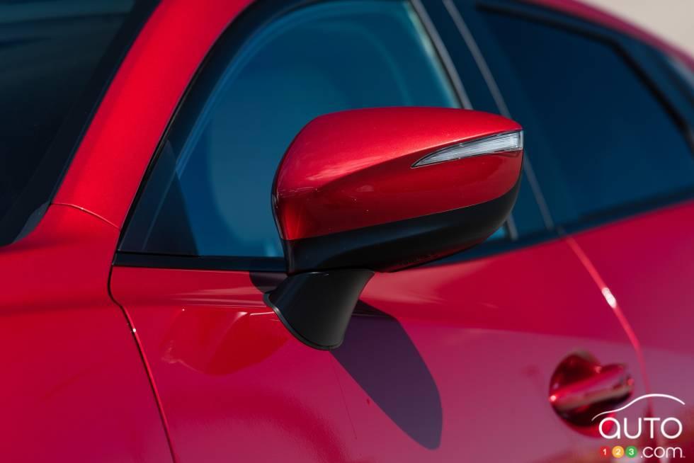 2016 Mazda CX-3 GT mirror