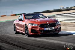 The new 2019 BMW 8 Series