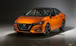 Introducing the 2020 Nissan Sentra