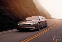 Introducing the Lucid Air