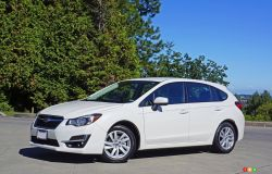 2016 Subaru Impreza 5-Door Touring a well seasoned Subaru still a great pick in the compact segment.