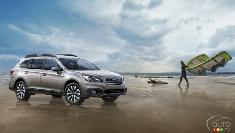 2015 Subaru Outback pictures