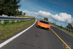 When art meets automotive function. The Lamborghini Huracan creates many thrills at many levels. The design, the sound, the feeling, the power of the naturally aspirated V10 engine all work together to give you a unique amazing experience.