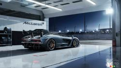 The new McLaren Senna, the ultimate road-legal, track-concentrated McLaren hypercar