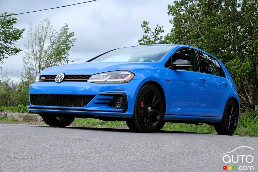 We drive the 2019 Volkswagen Golf GTI