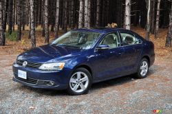For years, and years, and years, the Jetta was marketed and considered as an upscale compact sedan.