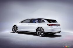 Introducing the Volkswagen ID. Space Vizzion Concept