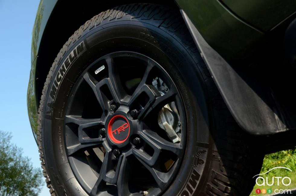 Nous conduisons le Toyota Sequoia TRD Pro 2020