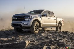 Introducing the 2021 Ford F-150 Tremor