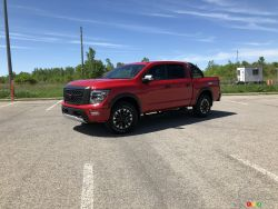 We drive the 2020 Nissan Titan