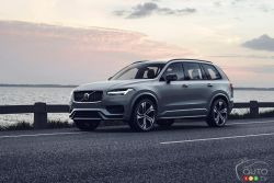 Introducing the new 2020 Volvo XC90