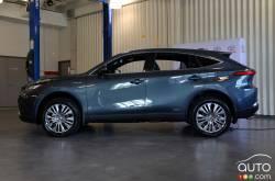 Voici le Toyota Venza 2021