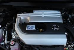 Photos du Lexus UX 250h 2019